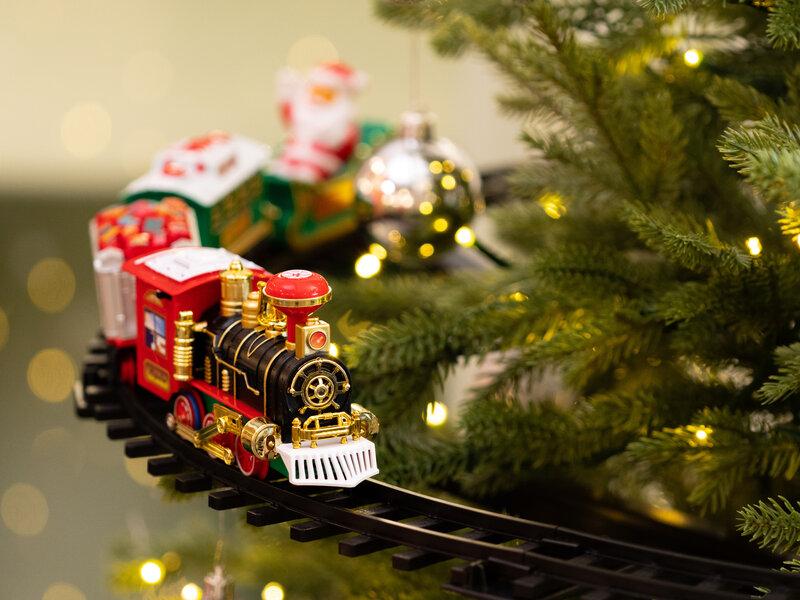 Juletræstog