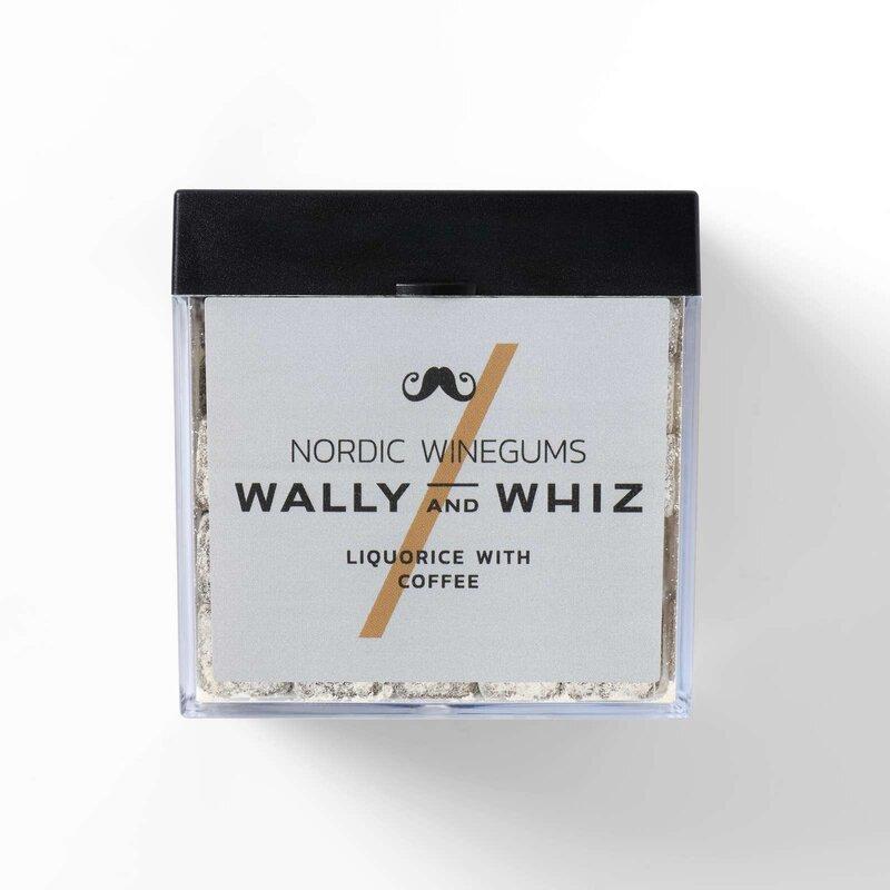 Wally and Whiz Vingummi Lakrids & Kaffe thumbnail