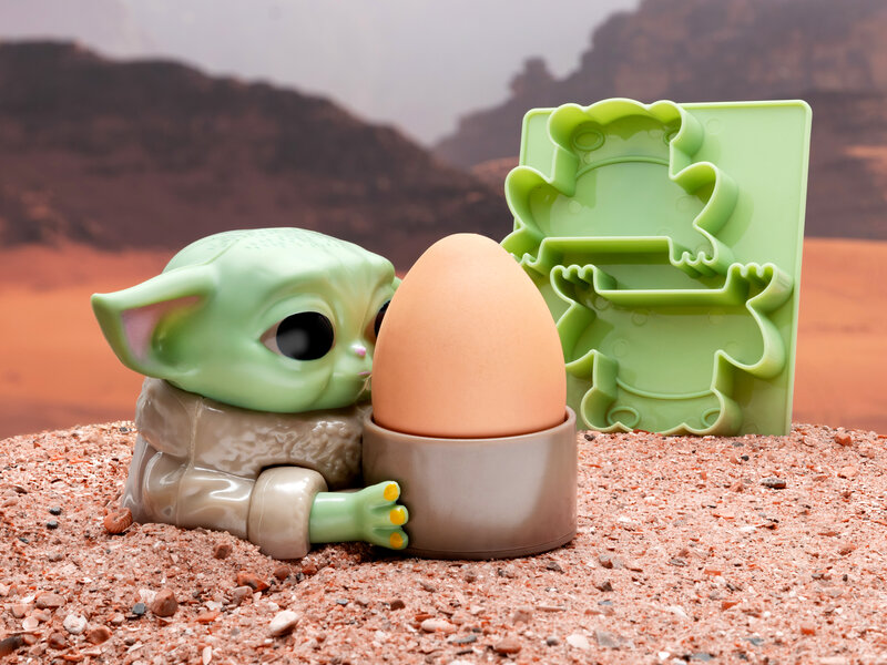 Star Wars Baby Yoda Æggebæger
