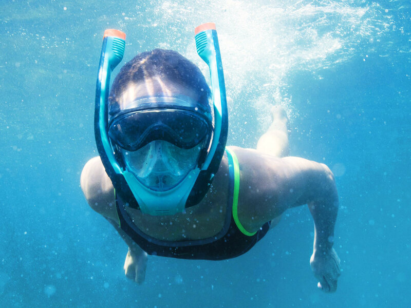 Snorkelmaske