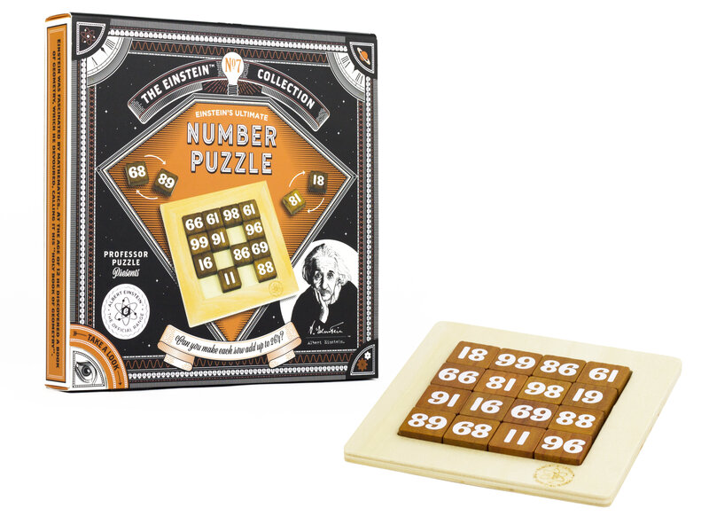 The Einstein Collection – Number Puzzle