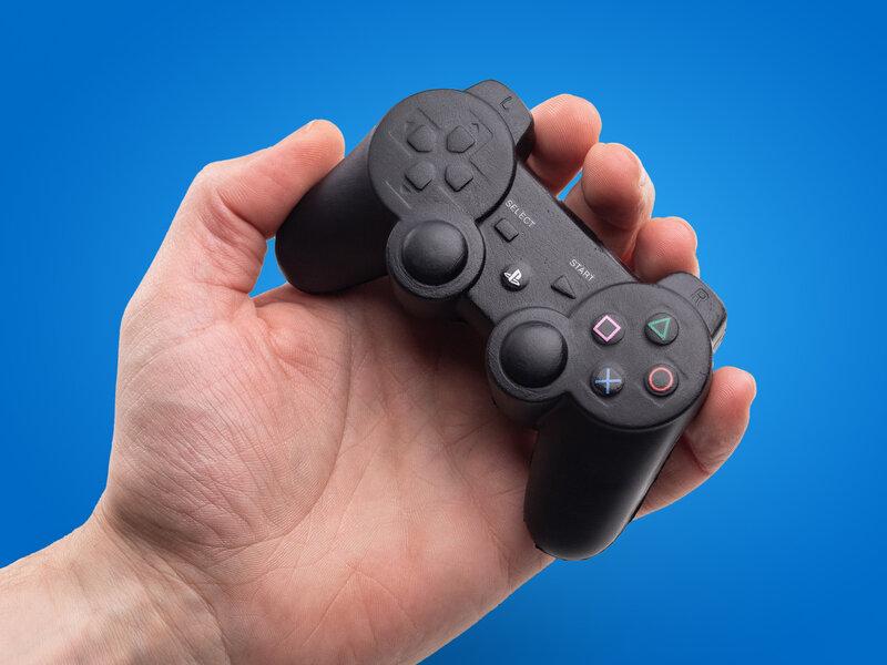 PlayStation Stressbold