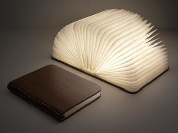 Mood Book Lamp