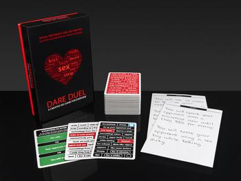 Dare Duel Sexspil
