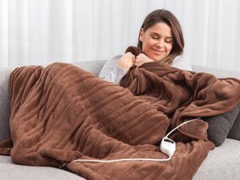 Cozy Elektrisk Varmetæppe Deluxe