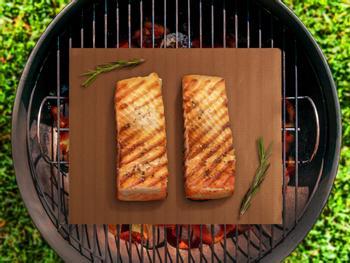 KitchPro BBQ Grillmåtte