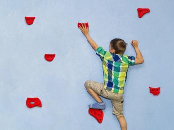 Ergo Holds klatregreb til børn