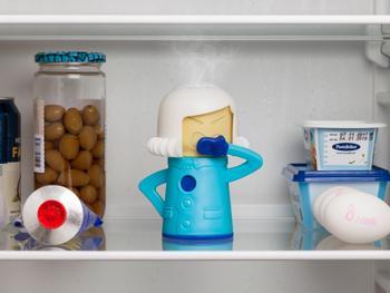 Cool Mama Luftfrisker til Køleskabet