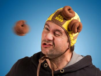 Poo Head-spil