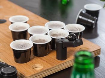 Spralla Mini Beer Pong Bægre 20-pak