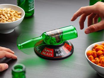 Snurre Flasken Partyspil