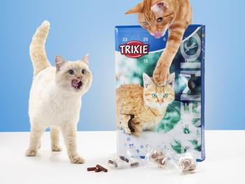 Trixie Julekalender Kat