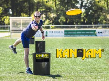 KanJam Frisbee-spil