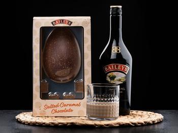 Baileys Salted Caramel Chokoladeæg