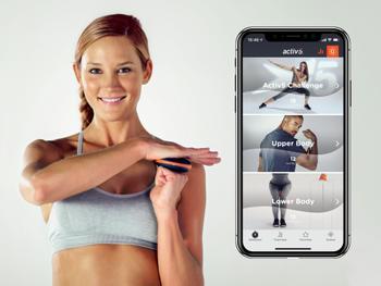 Activ5 Smart Portabelt Træningsredskab