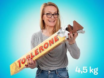 Mega Chokolade Toblerone