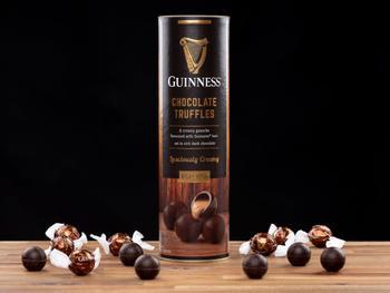 Guinness Trøfler i Rør