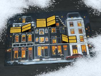 Daring December – julekalender for par