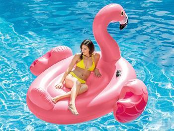 Intex Flamingo Mega Luftmadras