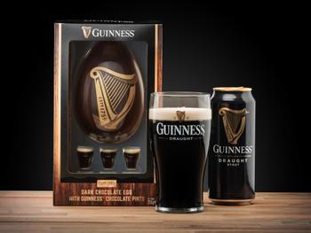 Guinness Chokoladeæg