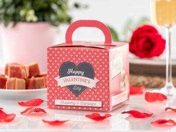 Happy Valentine's Day Fudge