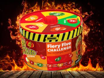 Bean Boozled Flaming Five Jelly Beans