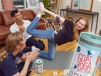 Goat Yoga Spil