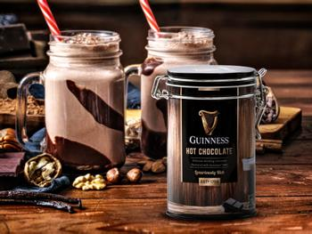Guinness Varm Kakaopulver