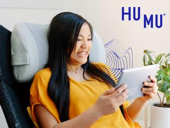 HUMU Augmented Audio Cushion