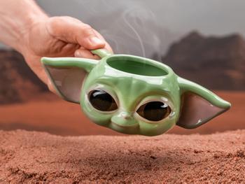 Star Wars Baby Yoda Krus