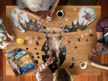 I Am Moose Puslespil