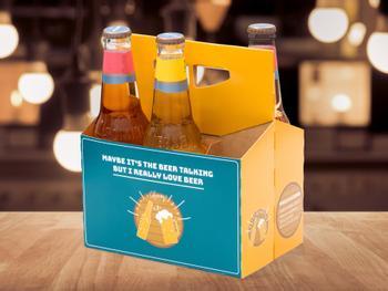 Ølkasse til Ølelskeren