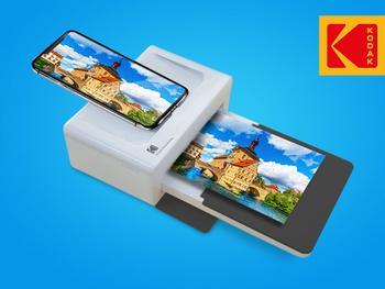 Kodak Dock Printer Fotoprinter Bluetooth
