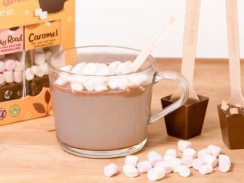 Gnaw Varm Chokolade på Pind 3 stk