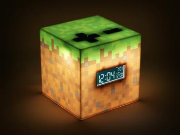 Minecraft Digitalt Vækkeur