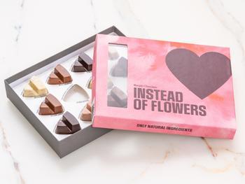 Simply Chocolate Chokoladeæske – Instead of Flower
