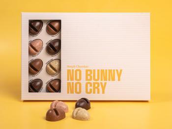 Simply Chocolate Chokoladeæske - No Bunny No Cry