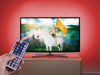 LED-lysslange til Baggrundsbelysning til TV