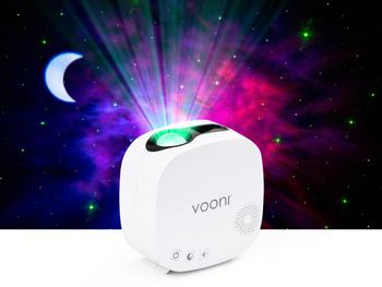 Vooni Galakse-projektor Deluxe