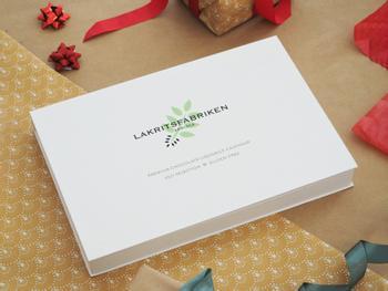 Lakridsfabrikken i Ramlösa Deluxe Julekalender