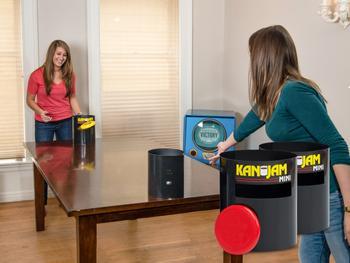 KanJam Mini Frisbee-spil