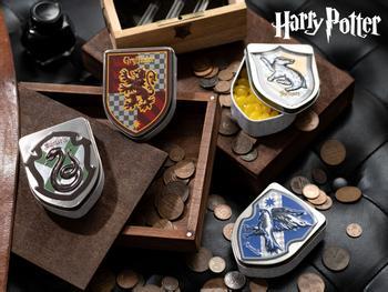 Harry Potter Jelly Belly i Metalæske