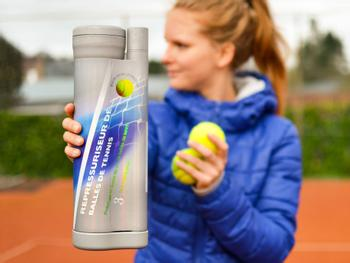 Bounce Pressure Tube til Padel- og Tennisbolde