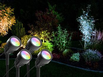 Vooni® LED-udendørsbelysning