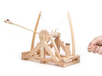 Leonardo da Vinci Træmodeller