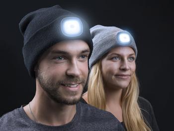 Spralla LED Beanie hue