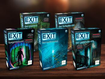 EXIT: The Game Escape Room-spil