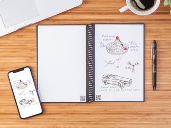 Rocketbook Everlast Smart Notesbog