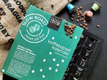 Estate Coffee Kaffejulekalender