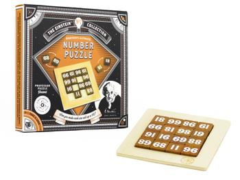 The Einstein Collection - Number Puzzle
